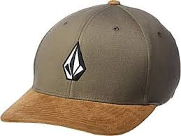 Volcom Full Stone Heather Xfit Hat Adult