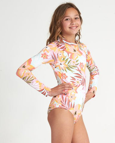 Billabong Dreamy Daze Girls Bodysuit
