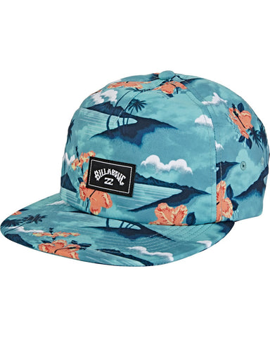 Billabong Jetty Hat Floral