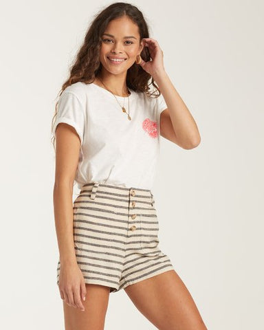 Billabong Leave Rad Shorts Striped