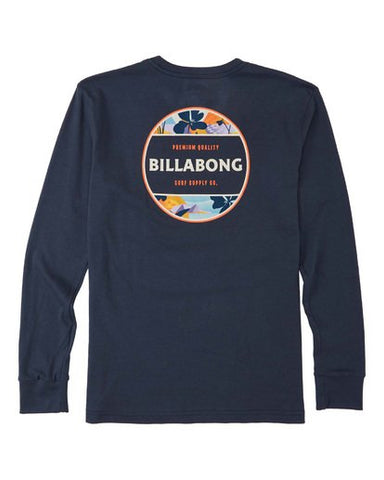 Billabong Rotor Big Boys L/S Tee