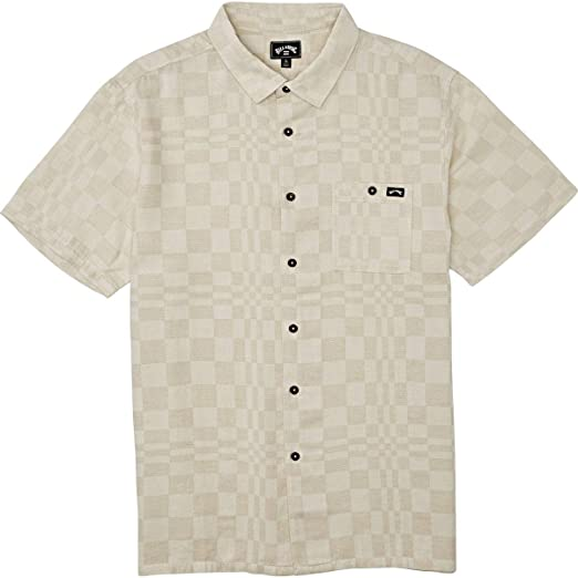 Billabong Sundays Jacquard  S/S Shirt