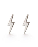 Amano Studio Lightning Bolt Stud Earrings