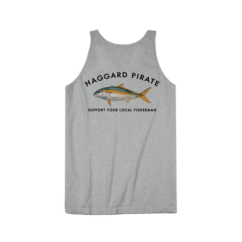 Haggard Pirate Support Tank