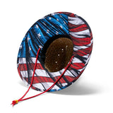 Hemlock Maverick USA Straw Hat