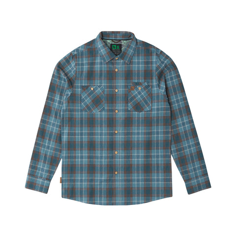 Hippy Tree Fairing Flannel