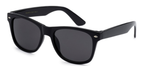Kids Sunglasses Square Frame Black