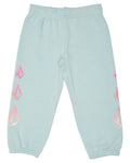 Volcom Stone Little Girls Fleece Sweatpant