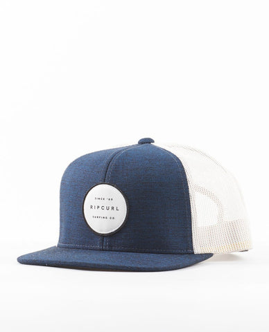 Rip Curl Routine Navy/White Trucker Hat
