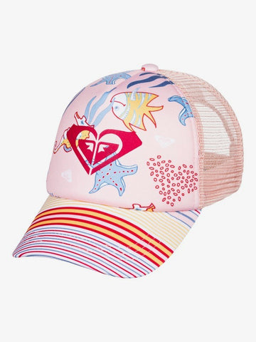 Roxy Girls Sweet Emotions Trucker Hat
