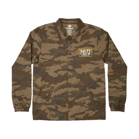 Salty Crew Deckhand Coaches Jacket