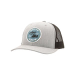 Salty Crew Double Down Retro Trucker Hat