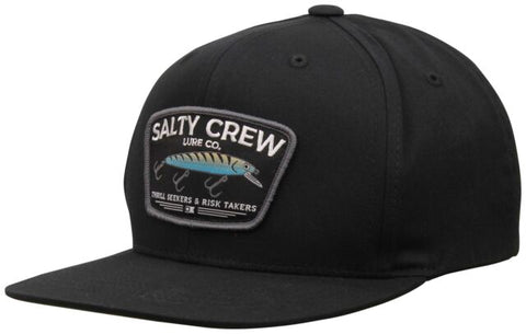 Salty Crew Hard Bait Boys 6 Panel Hat