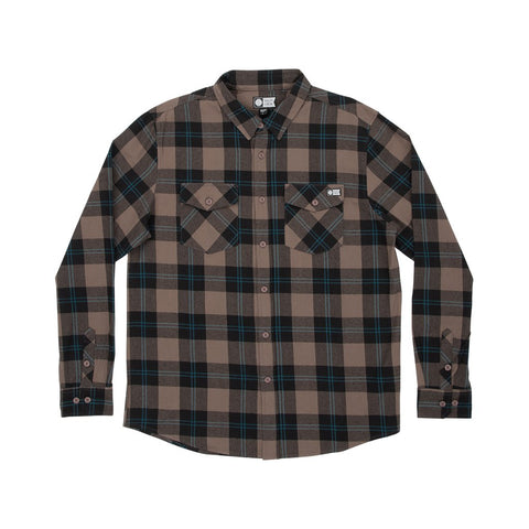 Salty Crew Inshore Mens Flannel