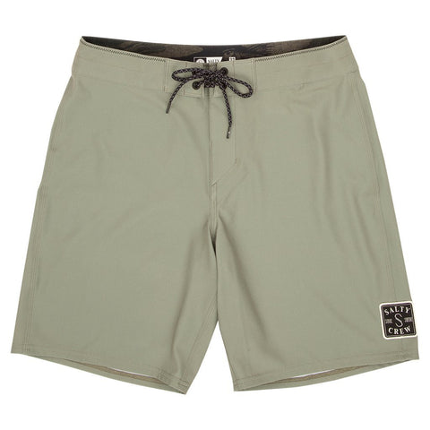 Salty Crew Shacked Board Shorts Olive
