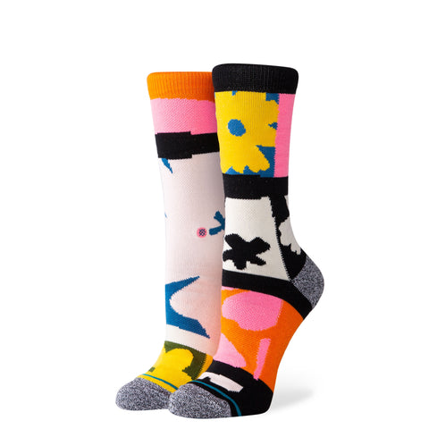 Stance Womens Socks Corita Casual Crew