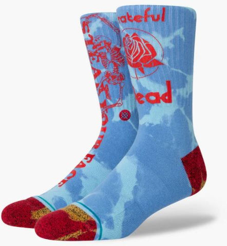 Stance Grateful Dead Casual Crew Socks