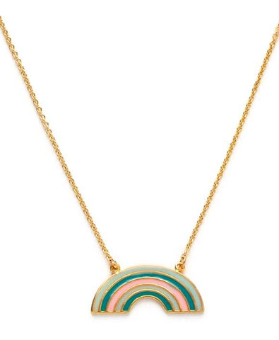 Tropical Rainbow Necklace