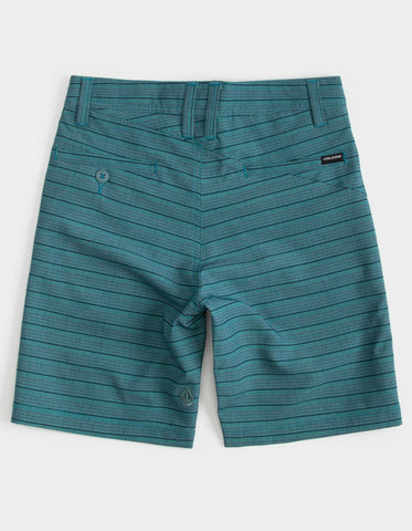 Little Boys Volcom Frickin Surf n Turf Mix Shorts