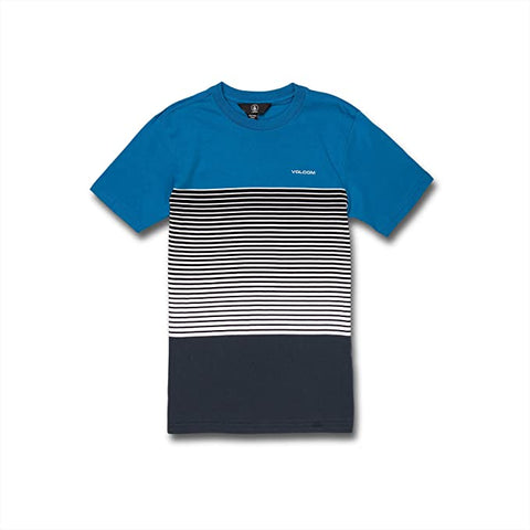 Volcom Lido Liney Crew Big Boys S/S Tee