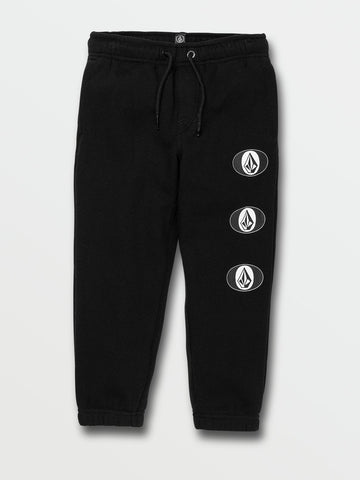 Volcom Little Boys Stone Stack Fleece Sweatpants