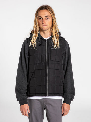 Volcom September Jacket Black