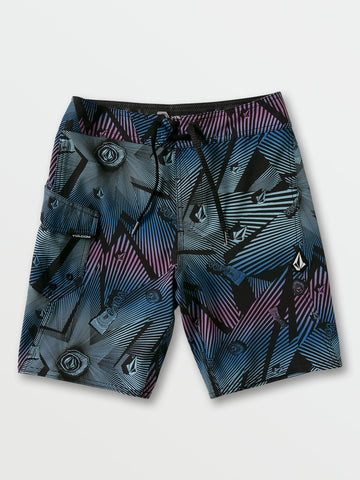 Volcom Stone Daze Big Boys Mod Tech Trunks