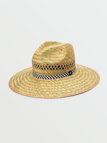 Volcom Throw Shade Straw Hat