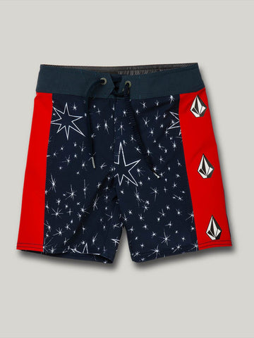 Volcom Stars and Stones Youth Swim Trunks