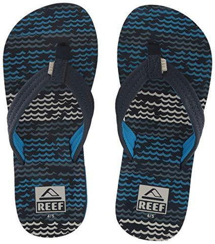 Reef Kids Ahi Blue Waves