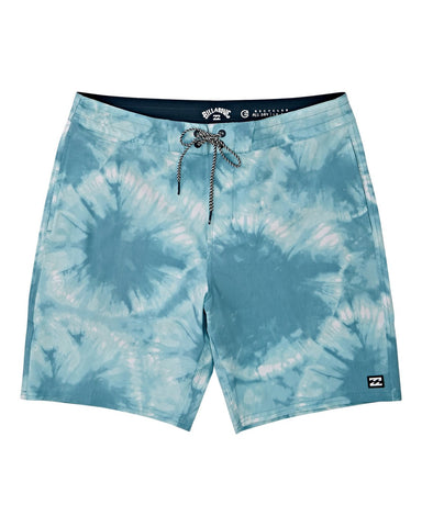 Billabong All Day Riot Lo Tide Recycled Tie Dyed Shorts