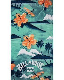 Billabong Waves Beach Towel
