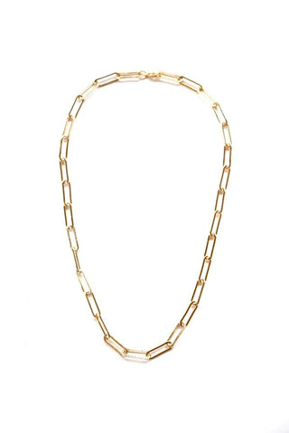Cedar & Cypress Designs Gold Chain Necklace