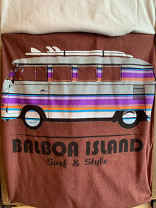 Techstyles Balboa Bus