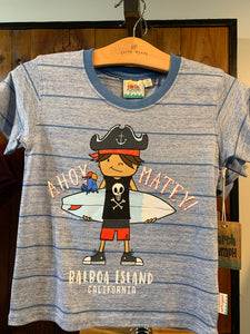 Boys T Pirate Surfer EN