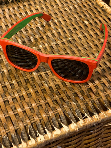Beach Woodys Floating Sunglasses