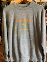 Gray Balboa Beach Vibes Sweatshirt