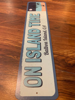Lizton Aluminum Rectangle Signs