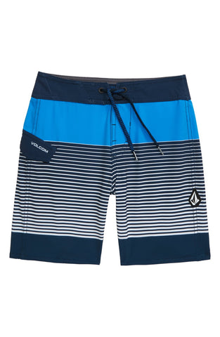 Volcom Mod Tech Lido Liney Mens Board Shorts