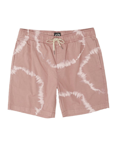 Billabong Layback Larry Shorts Tie Dye