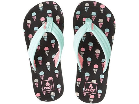 Reef Kids Ahi Ice Cream Girls Sandals