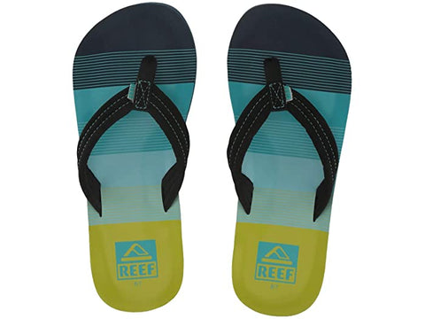 Reef Kids Ahi Aqua/Green