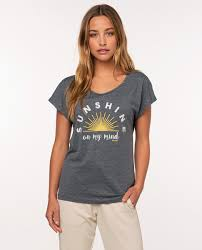 Rip Curl Sunshine On My Mind Tee
