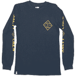 Salty Crew Tippet Boys Thermal L/S Tee