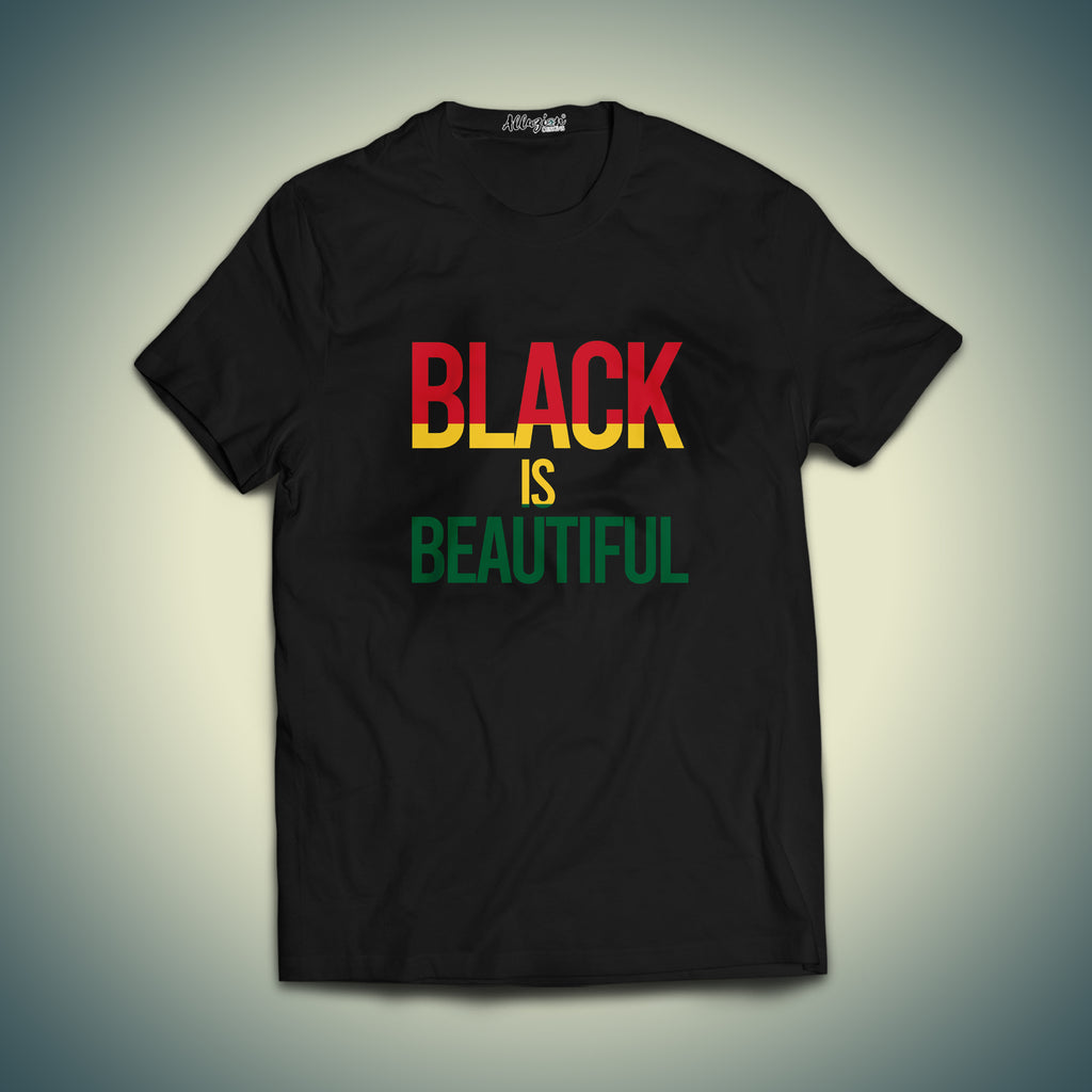 Black is Beautiful Graphic T shirt