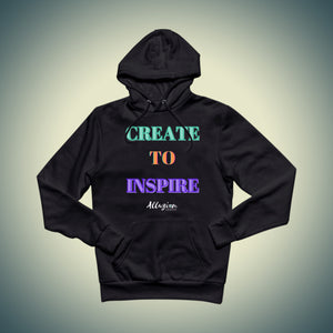 Create To Inspire Hoodie