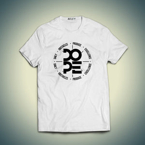 Circle of Dope Printed T-shirt