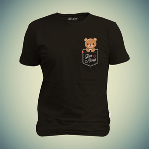 Love Teddy Bear Graphic T-shirt