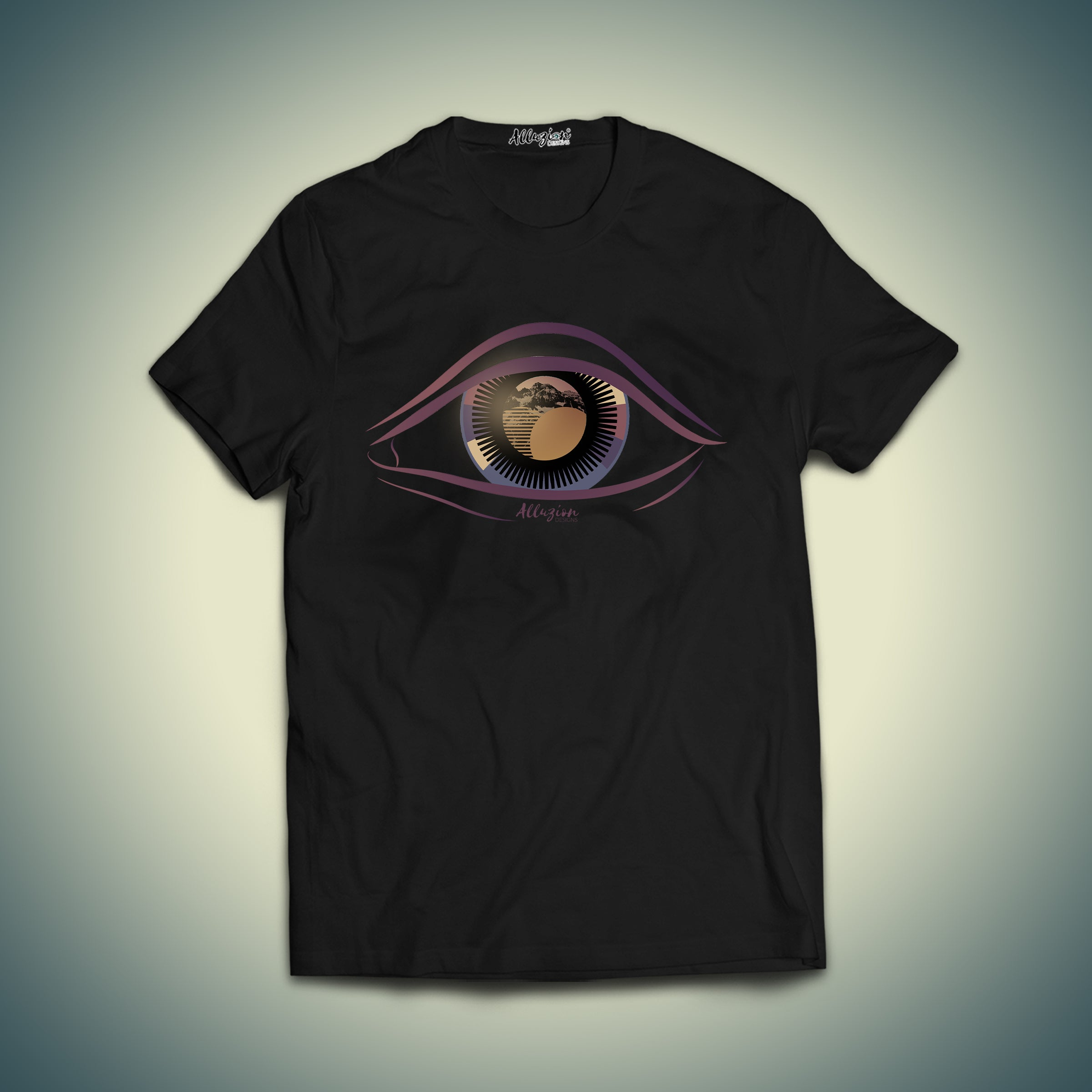 Alluzion Eye 1 T-shirt