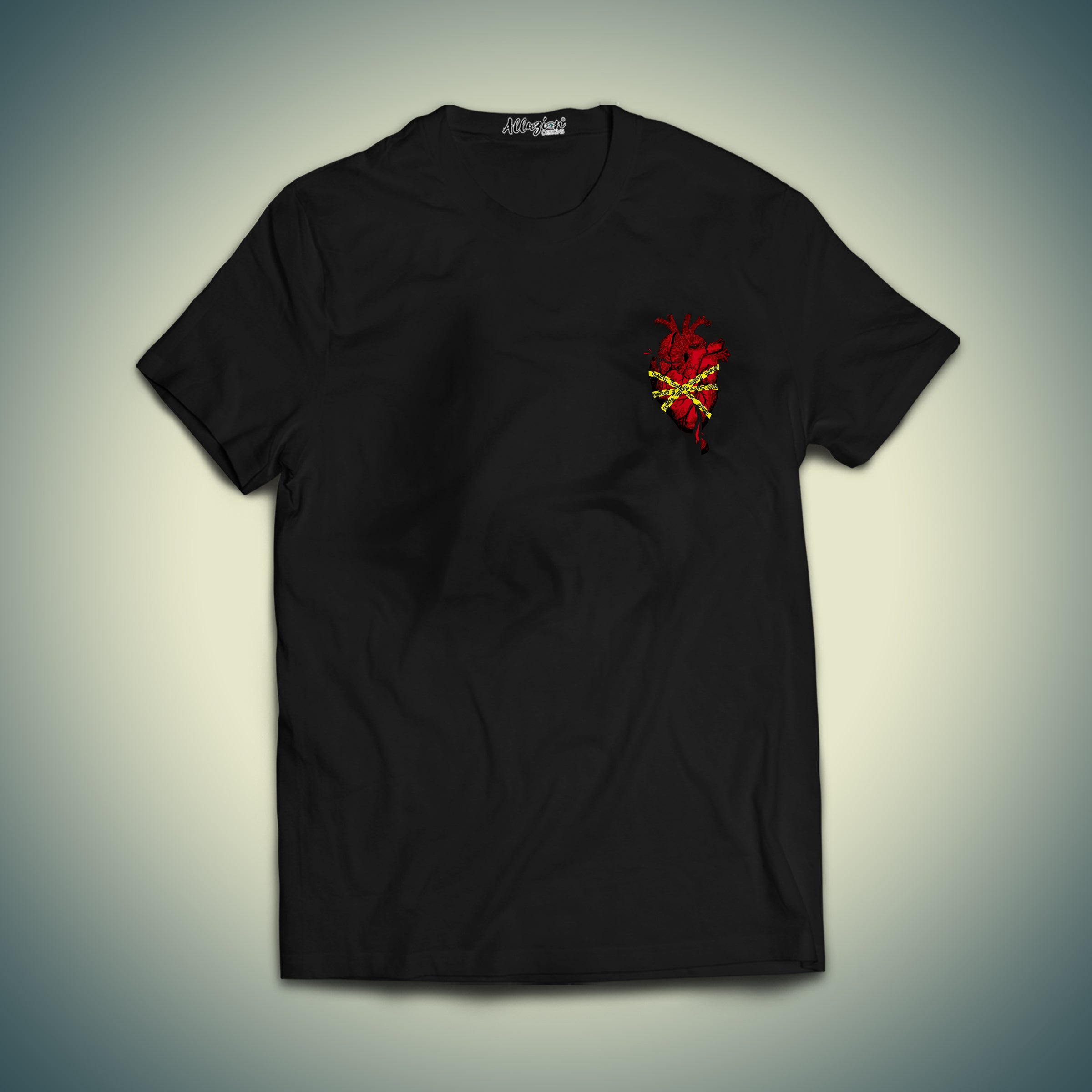 Guarded Heart T-shirt